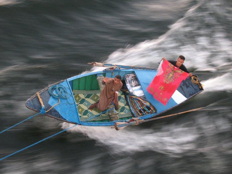 Nile River Vendors