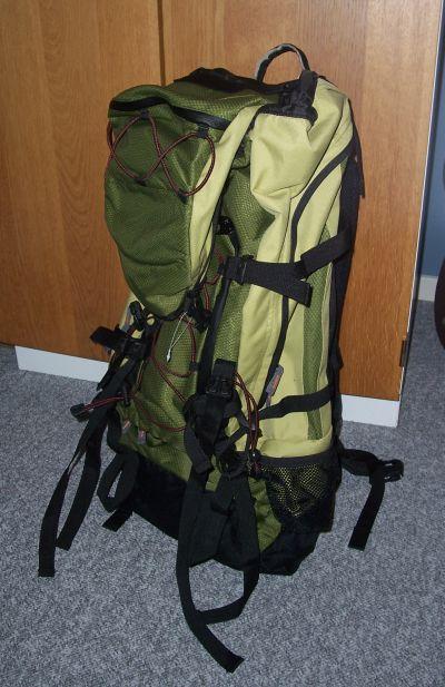 Backpacker Rygsæk