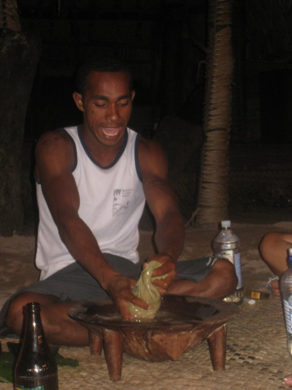 The Kava Ceremony