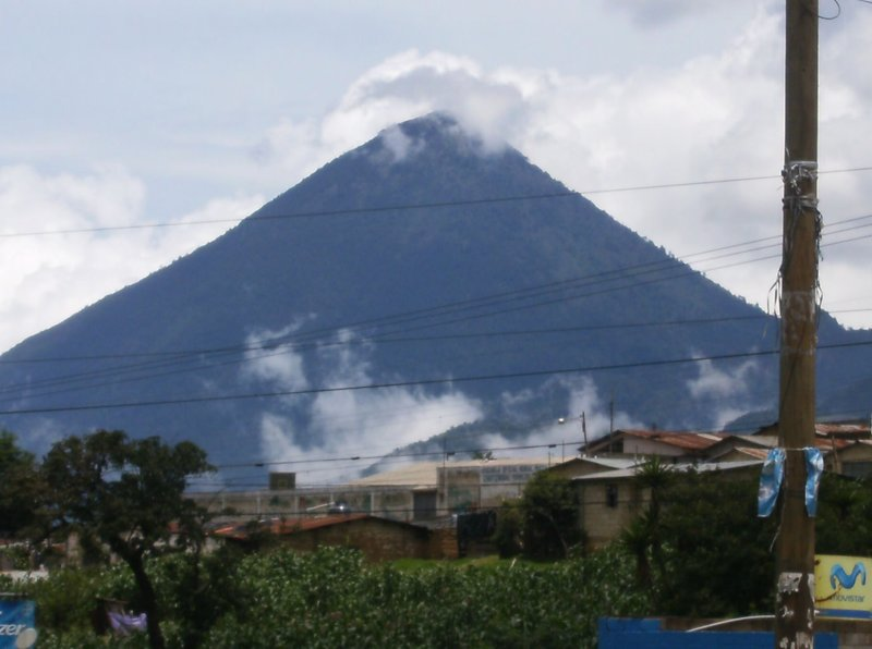 The Great Volcano of Fuego