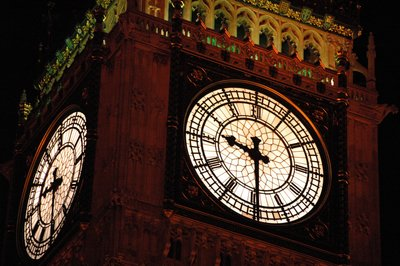 Peter Pan's Big Ben
