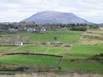 Mt Creeslough