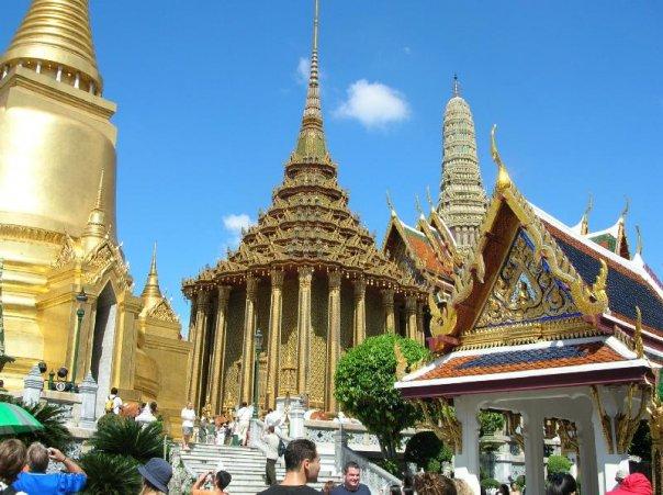 Grand Palace and Wat Phra Kaeo, Emerald Buddha