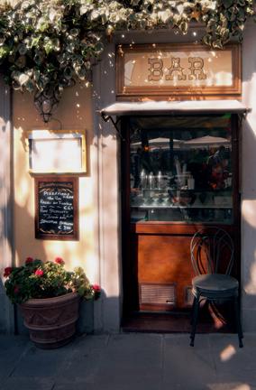 Fiesole Cafe, Fiesole, Italy