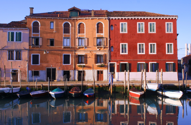 Reflections on Murano