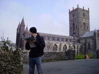 St. David's Cathedrale