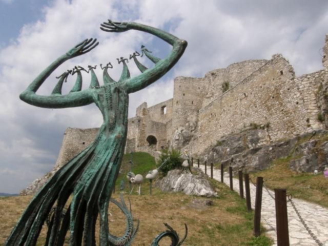 Spiss castle, Slovakia