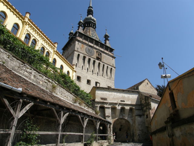 Sighişoara old town