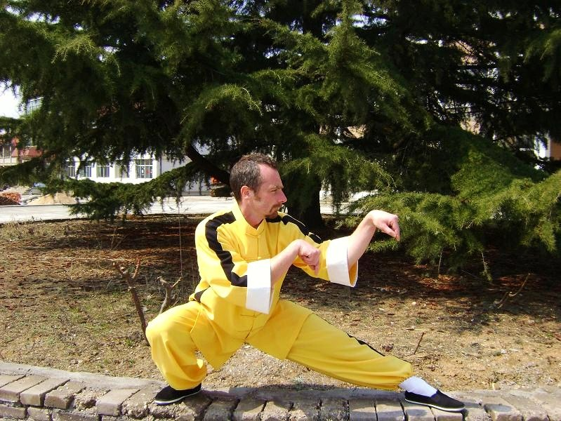 Game of Death Suit