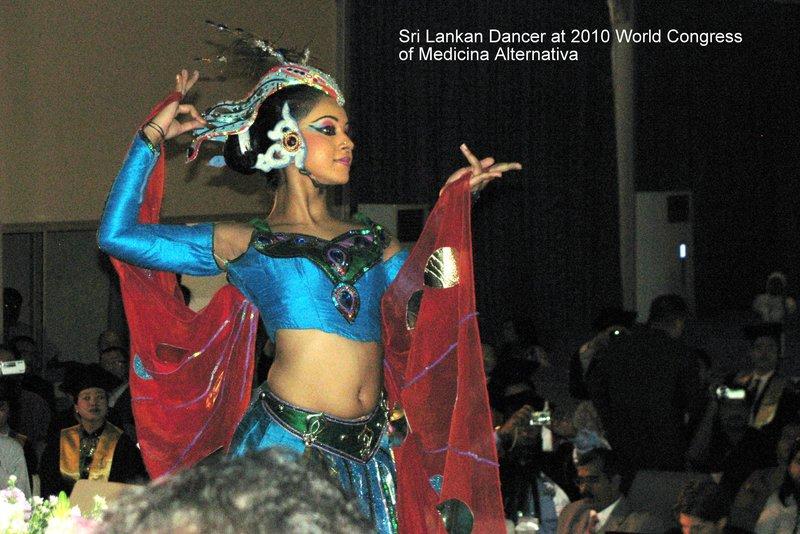 Beautiful Sri Lankan Dancer