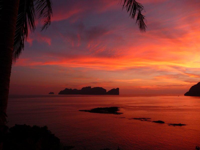 Sunset Ko Phi Phi