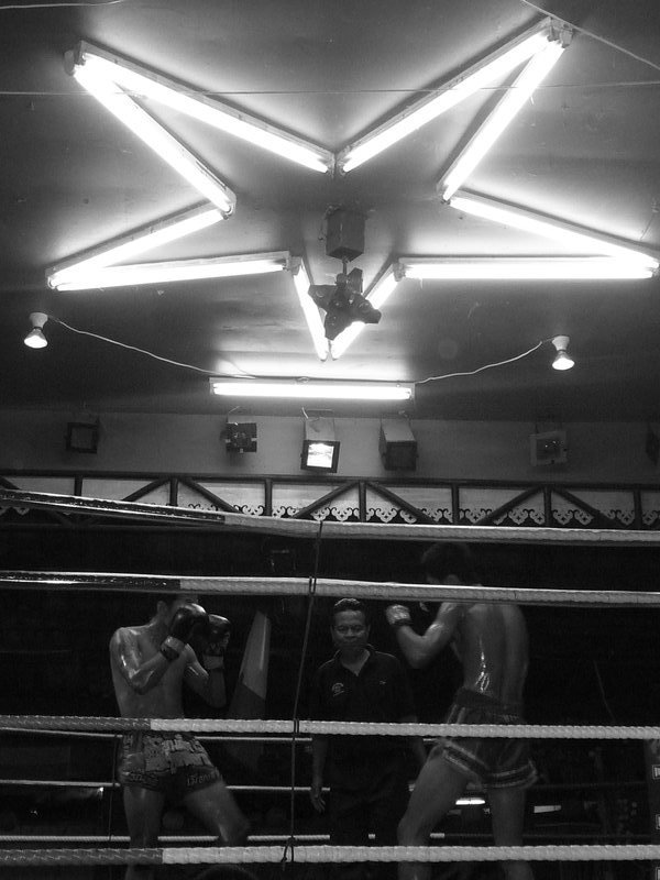 Kick boxing 1