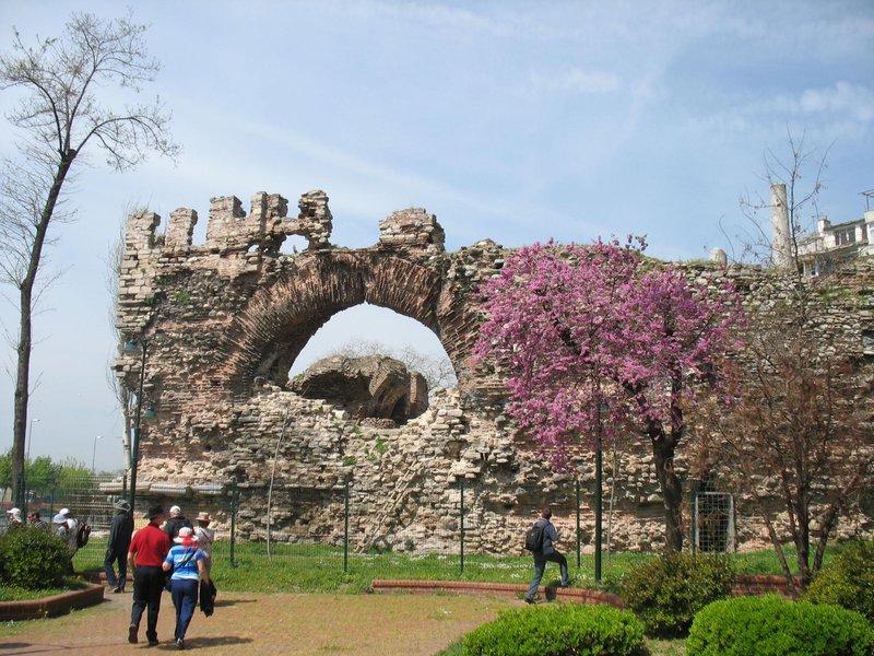 Byzantine Walls of Istanbul