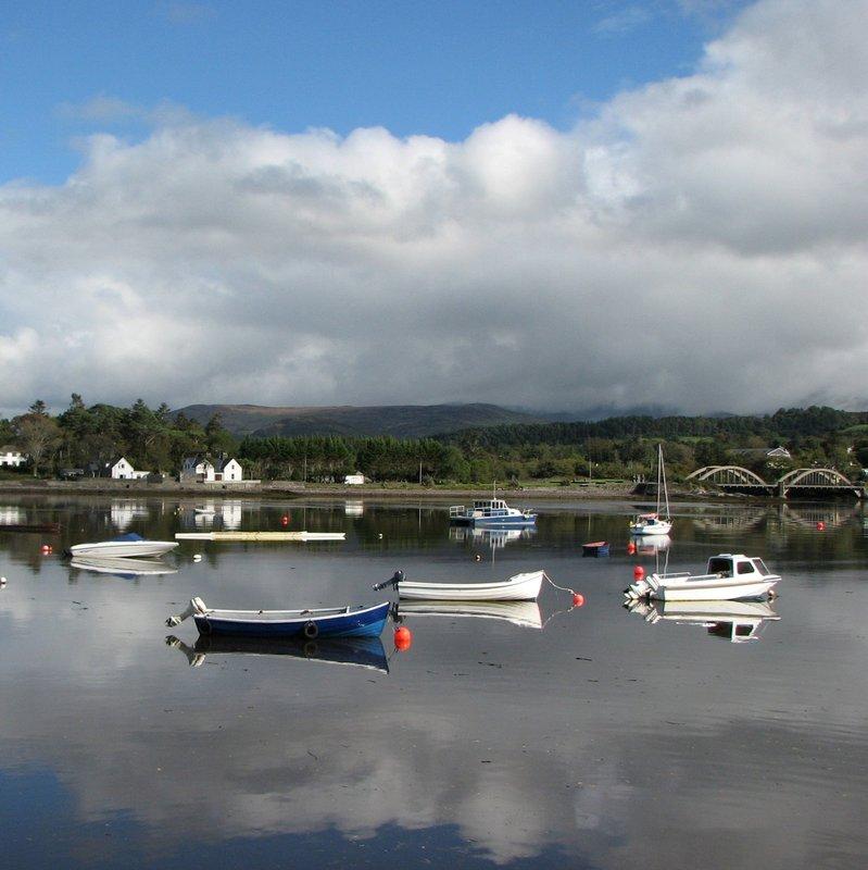 Kinsale Boats