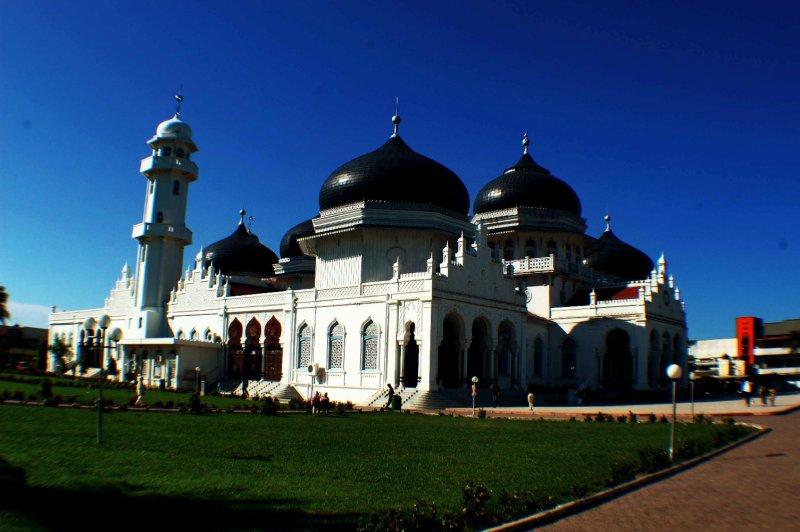 Masjid aceh 1