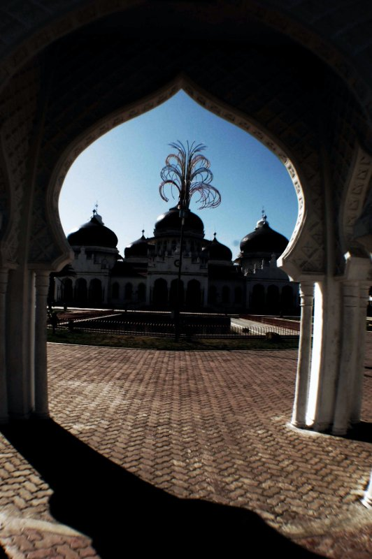 mosque aceh