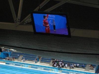 Valerie Grand-Maison, Silver Medallist