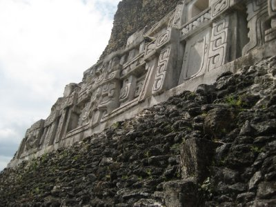 Frieze on El Castillo