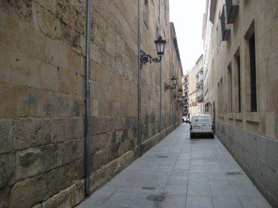 Espoz y Mina Street