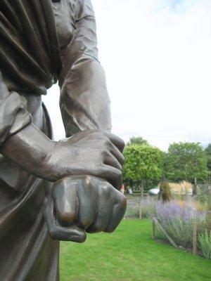 Lady Macbeth Wrings her Hands