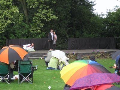 Shakespeare in the Park, Avonbank Gardens