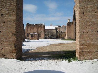 Santa Francesca Romana o Santa Maria Nuova