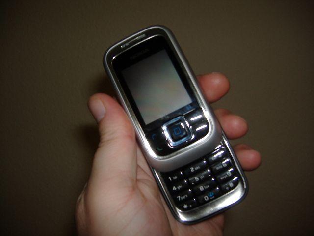 Greg's Mobile Phone