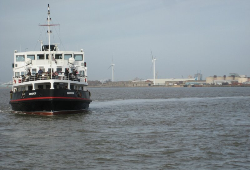 Ferry and Windmill