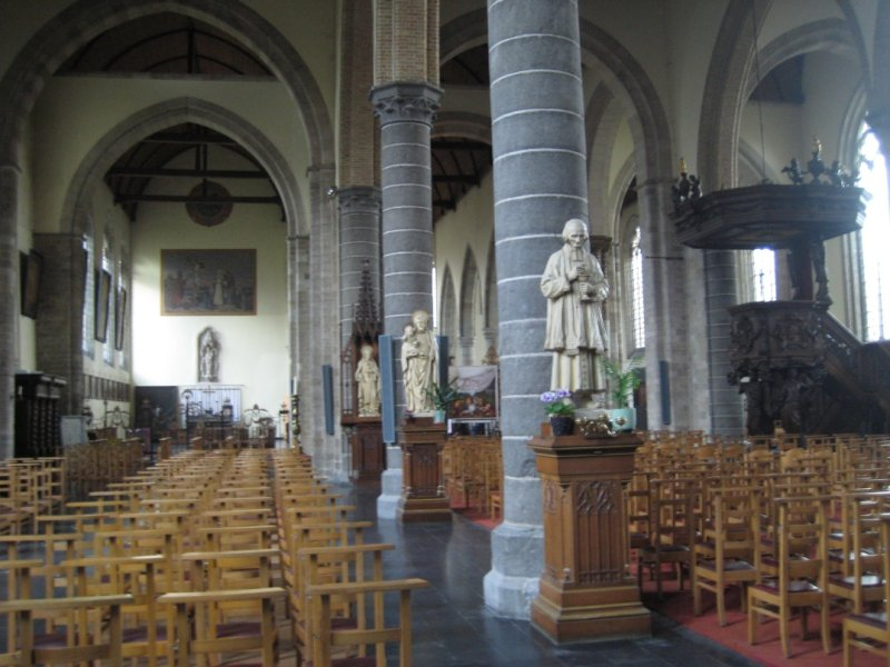 St Peter's Chruch Interior