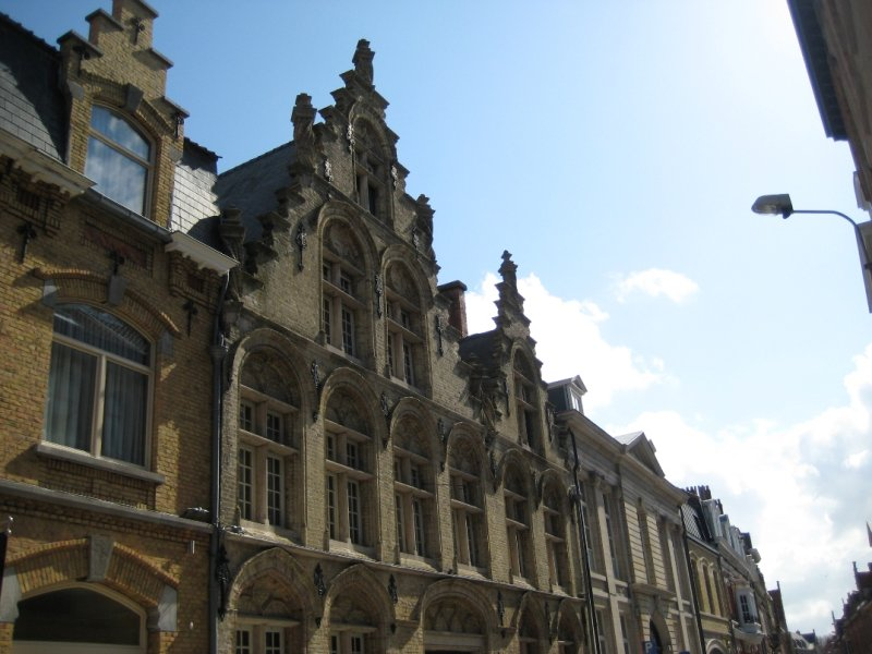 Old Buldings Ypres