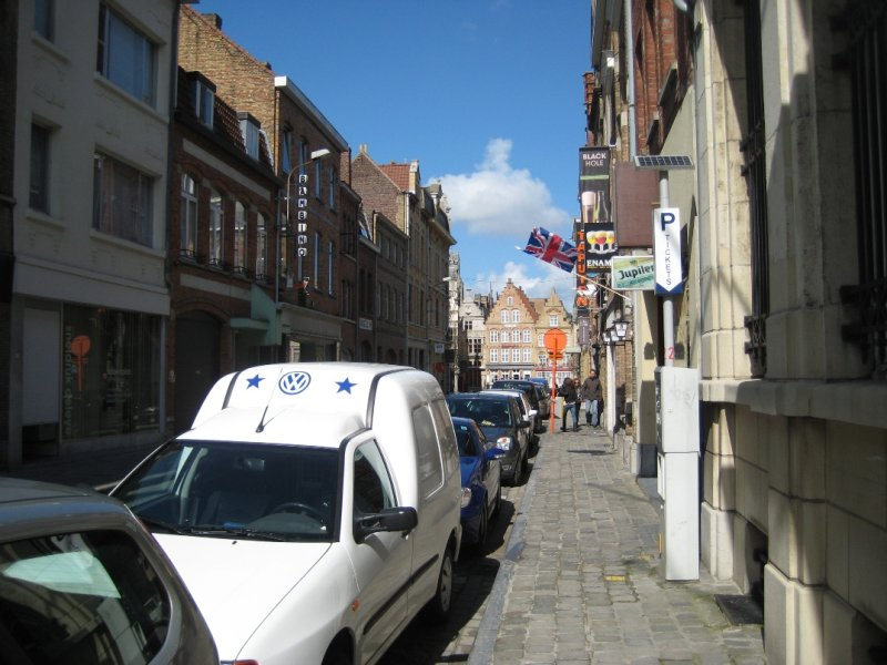 Old Streets Ypres