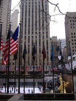 Rockefeller Place, New York