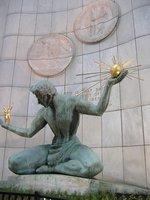 The Spirit of Detroit, Detroit, MI, USA