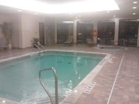 Pool at Courtyard Hamilton, Courtyard Marriott