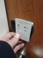 Fairfield Inn & Suites Toronto Mississauga Room Card