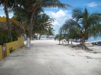 Beachfront Road, Caye Caulker