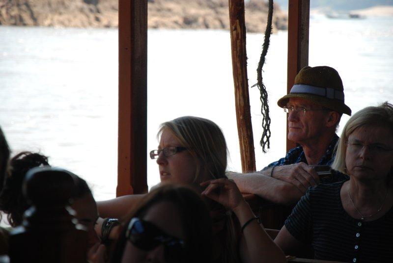 old man slowboat