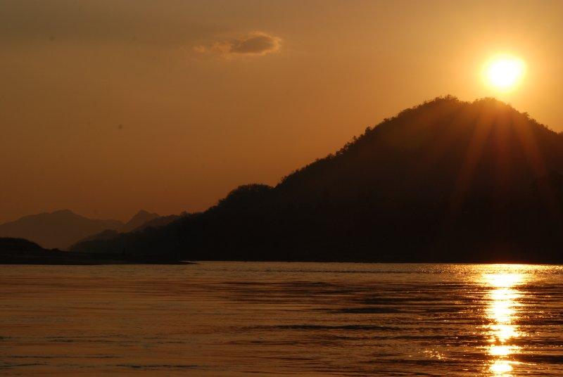 sunset slowboat