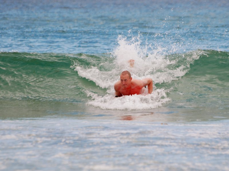 ross waves