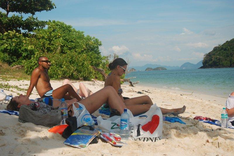 us island relax