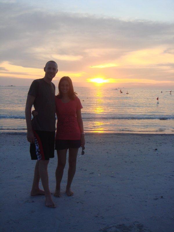 us sunset