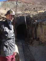 Just about to enter the silver mine