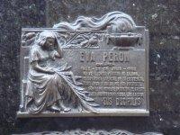 Evita's grave 2