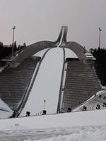 Holmenkollen ski jump Oslo