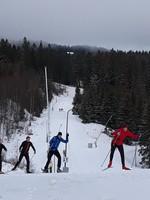 Skiing Holmenkollen Oslo