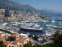 Monaco - harbour view #4