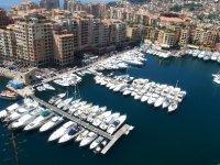 Monaco - Harbour view