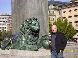 Joakim in Stockholm
