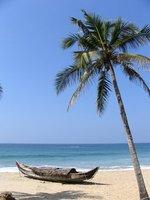 Beach of Kovalam