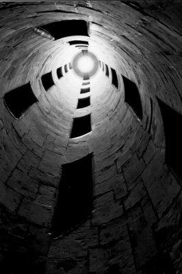 spiral inside